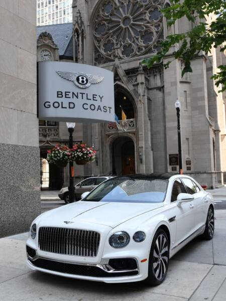 2021 Bentley Flying Spur for sale in Chicago, IL