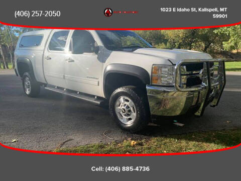 2013 Chevrolet Silverado 2500HD for sale at Auto Solutions in Kalispell MT