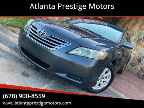 2009 Toyota Camry Hybrid for sale at Atlanta Prestige Motors in Decatur GA