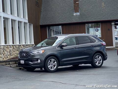 2020 Ford Edge for sale at Cupples Car Company in Belmont NH