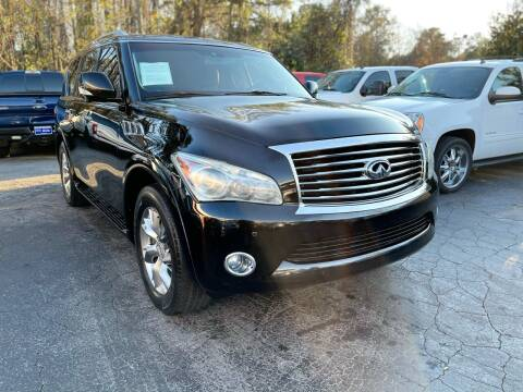 2011 Infiniti QX56 for sale at Magic Motors Inc. in Snellville GA