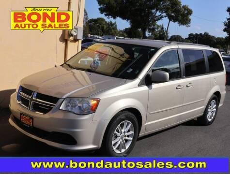 2014 Dodge Grand Caravan for sale at Bond Auto Sales in St Petersburg FL