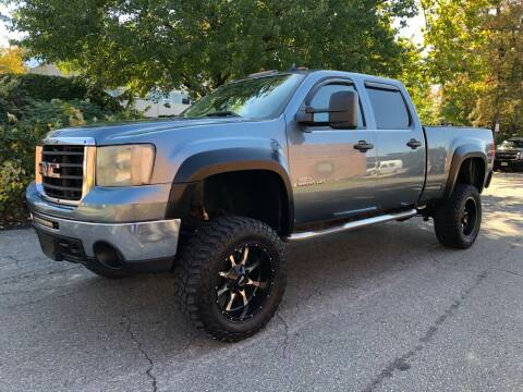 2008 GMC Sierra 2500HD for sale at PA Auto World in Levittown PA
