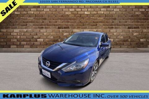 2017 Nissan Altima for sale at Karplus Warehouse in Pacoima CA