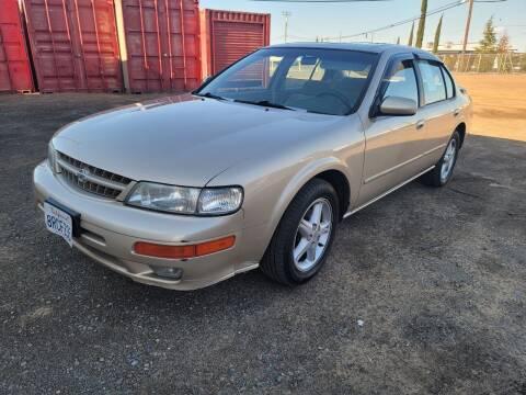 1998 Nissan Maxima for sale at The Auto Barn in Sacramento CA