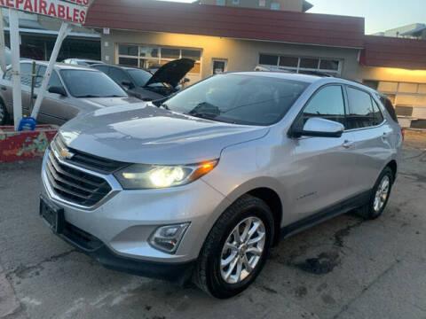 2018 Chevrolet Equinox for sale at ELITE MOTOR CARS OF MIAMI in Miami FL
