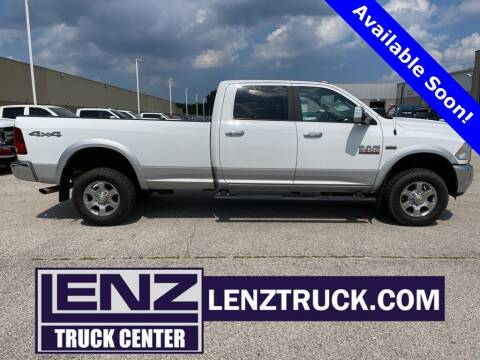 2018 RAM Ram Pickup 2500 for sale at LENZ TRUCK CENTER in Fond Du Lac WI