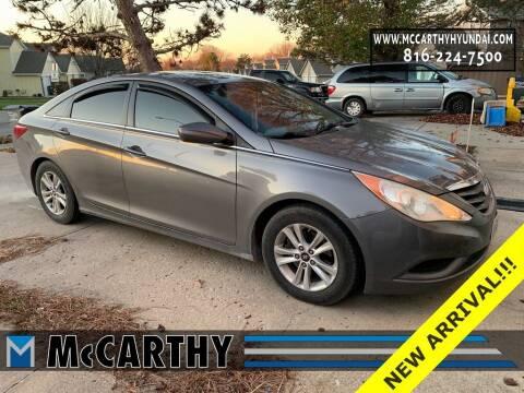 2011 Hyundai Sonata for sale at Mr. KC Cars - McCarthy Hyundai in Blue Springs MO