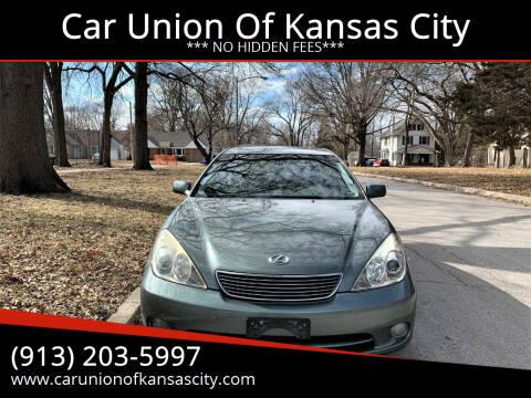 2005 Lexus ES 330 for sale at Car Union Of Kansas City in Kansas City MO