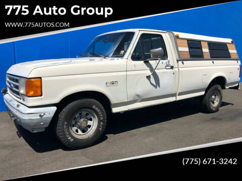 1991 Ford F-150 for sale at City Auto Sales in Sparks NV