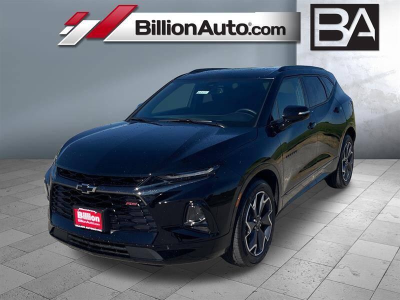 2021 Chevrolet Blazer for sale in Iowa City, IA