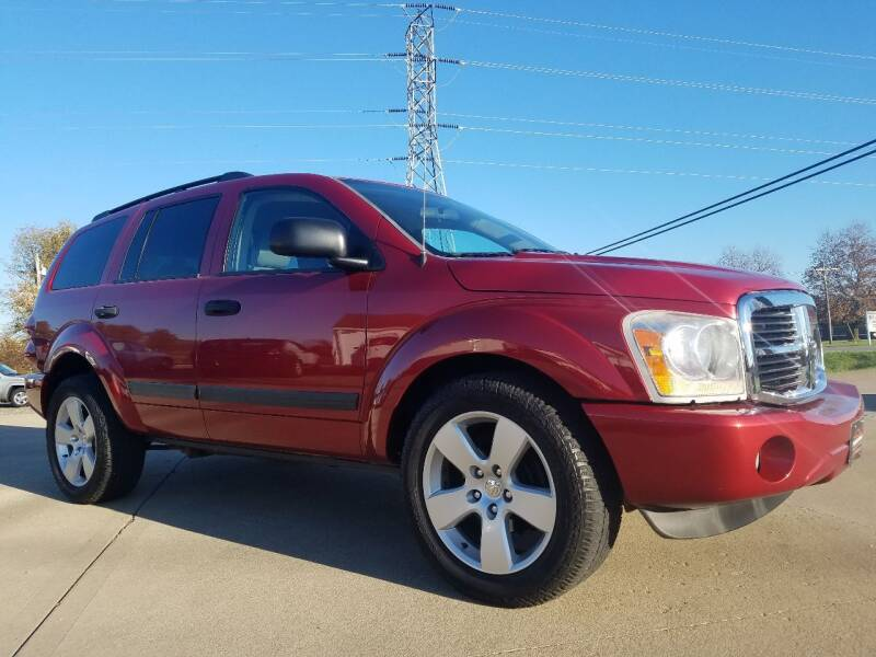 2006 Dodge Durango for sale at CarNation Auto Group in Alliance OH