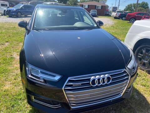 2017 Audi A4 for sale at Z Motors in Chattanooga TN
