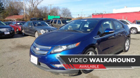 2013 Chevrolet Volt for sale at RVA MOTORS in Richmond VA