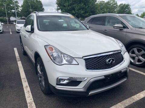 2017 Infiniti QX50 for sale at Planet Automotive Group in Charlotte NC