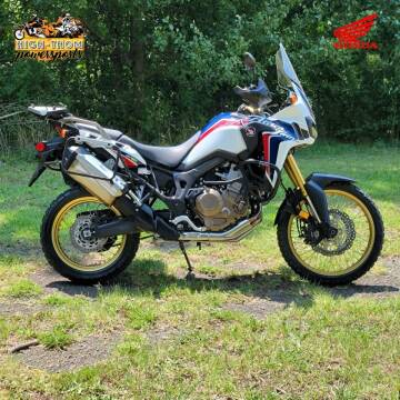 2017 Honda Africa Twin for sale at High-Thom Motors - Powersports in Thomasville NC