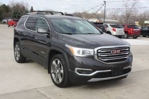 2017 GMC Acadia for sale at Sandusky Auto Sales in Sandusky MI