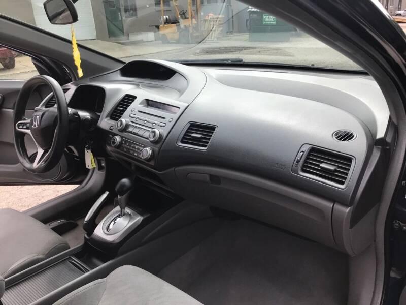2010 Honda Civic EX 2dr Coupe 5A - Danbury CT