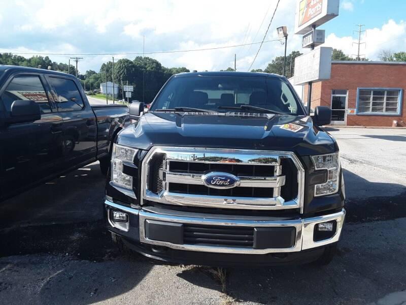 2016 Ford F-150 for sale at Auto Villa in Danville VA