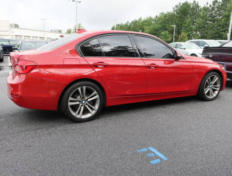 2016 BMW 3 Series for sale at Southern Auto Solutions - BMW of South Atlanta in Marietta GA