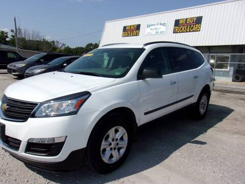 2017 Chevrolet Traverse for sale at HIGHWAY 42 CARS BOATS & MORE in Kaiser MO