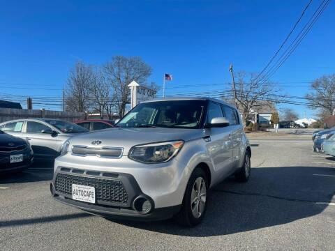2015 Kia Soul for sale at Auto Cape in Hyannis MA
