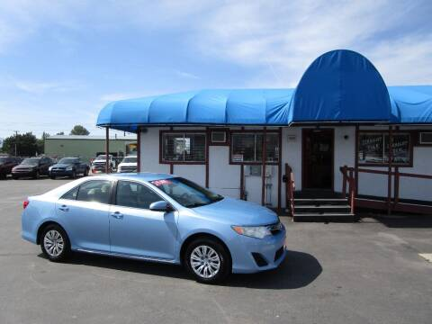 2012 Toyota Camry for sale at Jim's Cars by Priced-Rite Auto Sales in Missoula MT