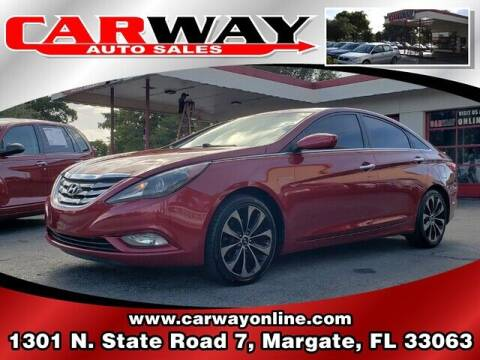 2011 Hyundai Sonata for sale at CARWAY Auto Sales in Margate FL