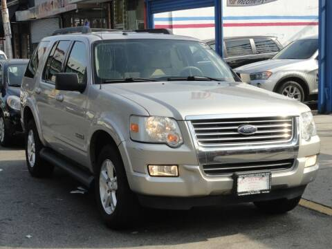 2007 Ford Explorer for sale at MOUNT EDEN MOTORS INC in Bronx NY