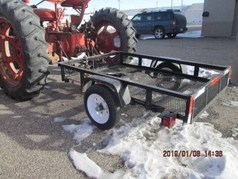 2007 CARRY ON 4X6 for sale at Auto Acres in Billings MT