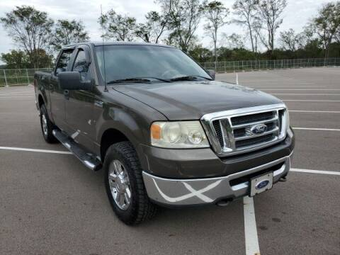 2008 Ford F-150 for sale at Parks Motor Sales in Columbia TN
