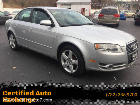 2005 Audi A4 for sale at Certified Auto Exchange in Keyport NJ