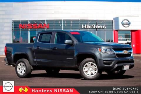 Pickup Truck For Sale In Davis Ca Hanlees Davis Nissan Chevrolet
