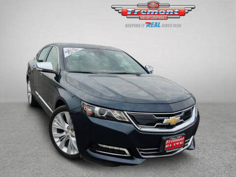 2015 Chevrolet Impala for sale at Rocky Mountain Commercial Trucks in Casper WY