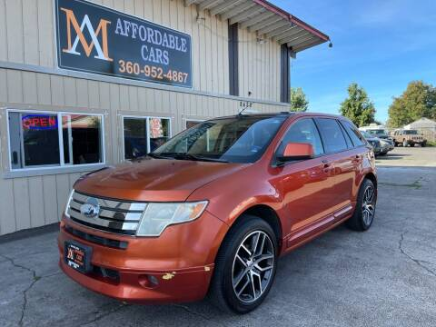 2007 Ford Edge for sale at M & A Affordable Cars in Vancouver WA