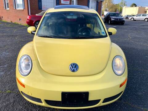 2006 Volkswagen New Beetle for sale at Carland Auto Sales INC. in Portsmouth VA