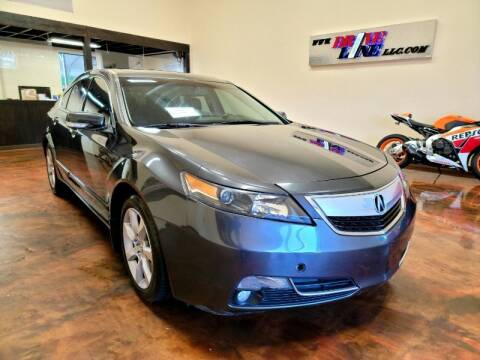2014 Acura TL for sale at Driveline LLC in Jacksonville FL