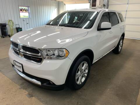 2013 Dodge Durango for sale at Bennett Motors, Inc. in Mayfield KY