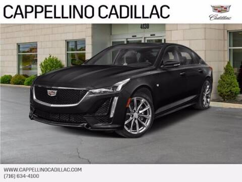 2021 Cadillac CT5 for sale at Cappellino Cadillac in Williamsville NY