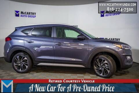 2021 Hyundai Tucson for sale at Mr. KC Cars - McCarthy Hyundai in Blue Springs MO