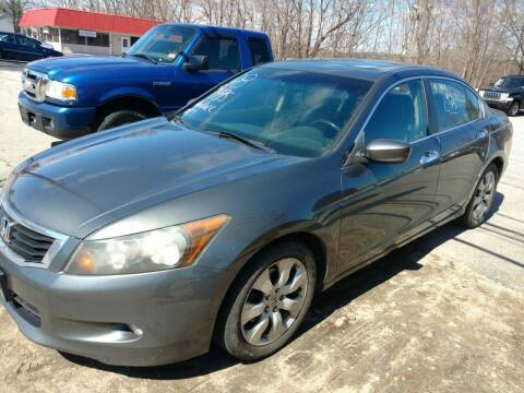 2008 Honda Accord for sale at Auto Brokers of Milford in Milford NH