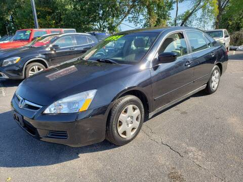 2007 Honda Accord for sale at Real Deal Auto Sales in Manchester NH