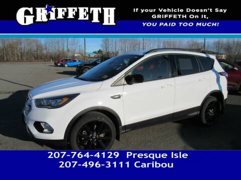 2018 Ford Escape for sale at Griffeth Mitsubishi - Pre-owned in Caribou ME