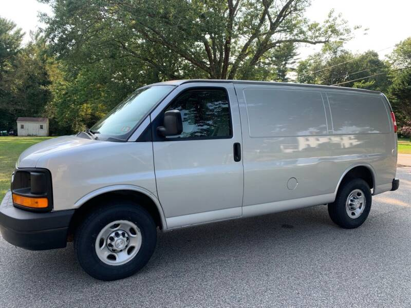 2015 Chevrolet Express Cargo for sale at 41 Liberty Auto in Kingston MA
