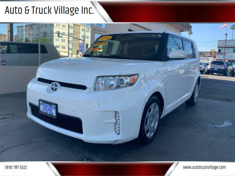 2014 Scion xB for sale at Auto & Truck Village Inc. in Van Nuys CA