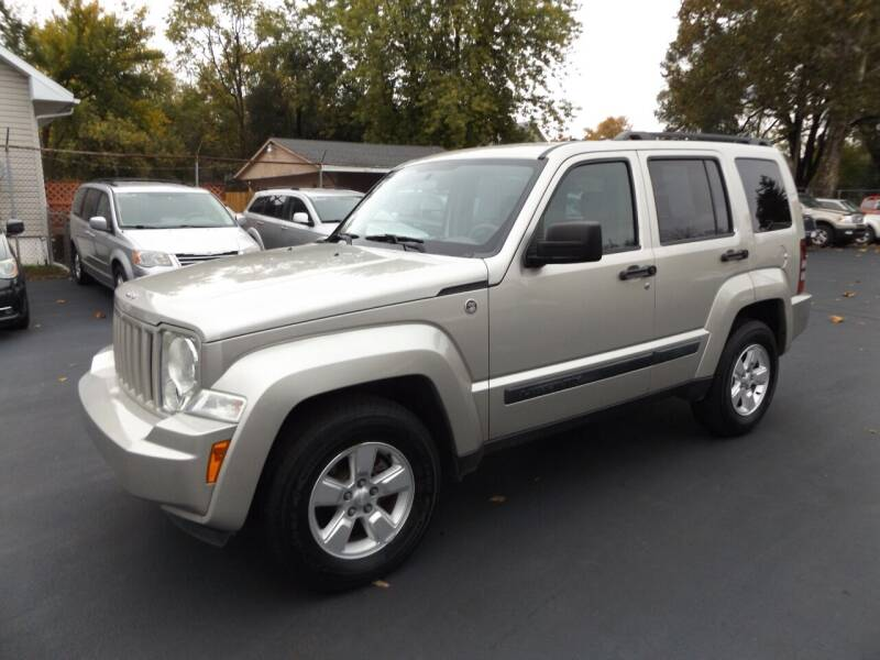 2009 Jeep Liberty for sale at Goodman Auto Sales in Lima OH