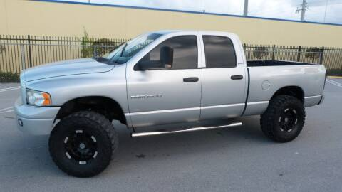 2002 Dodge Ram Pickup 1500 for sale at Quality Motors Truck Center in Miami FL