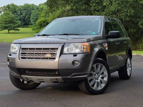 2008 Land Rover LR2 for sale at Speedy Automotive in Philadelphia PA
