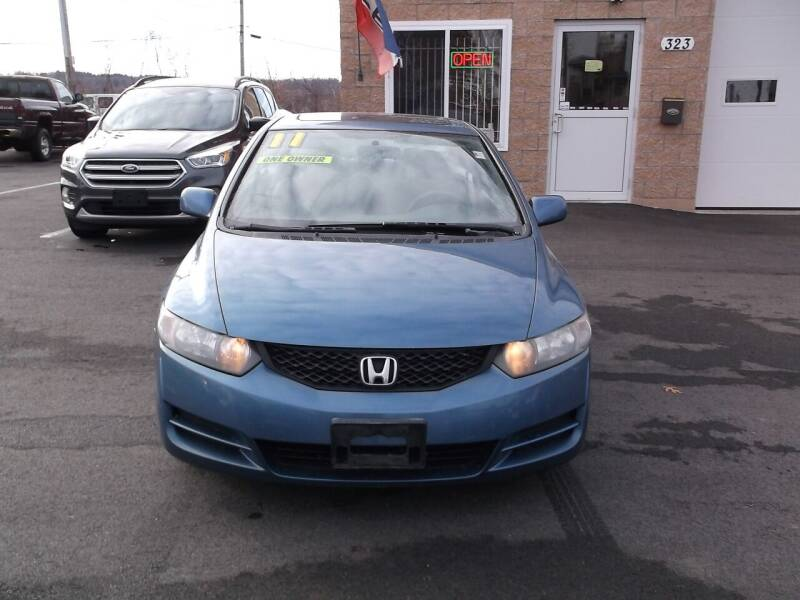 2011 Honda Civic for sale at Sharp Auto Center in Worcester MA