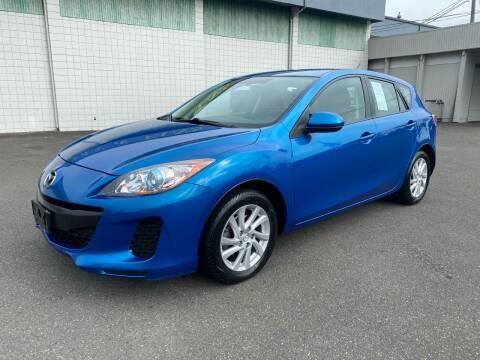 2012 Mazda MAZDA3 for sale at Vista Auto Sales in Lakewood WA